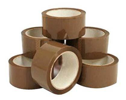 Barna színű ragasztószalag csomagoláshoz, dobozokhoz