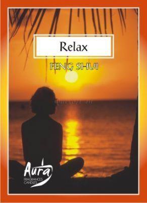 megnyugtató relax illatú mécses