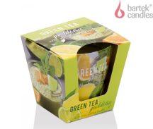 Green Tea Pudding Pudding poharas illatgyertya 115g