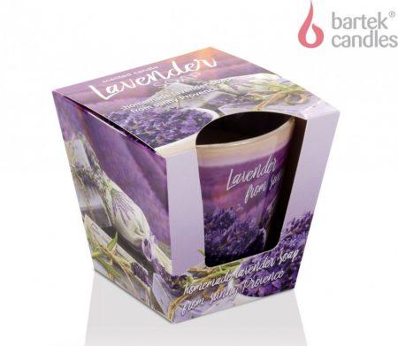 Lavender Soap poharas illatgyertya 115g