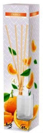 Illatpálca, pálcás illatosító narancs illatban