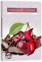 Csokoládé és Meggy illatmécses