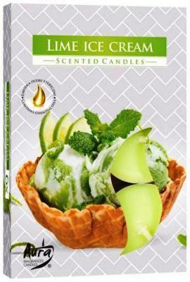 Lime Fagyi illatmécses