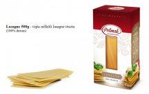 Lasagne 500g - tojás nélküli lasagne tészta 100% durum