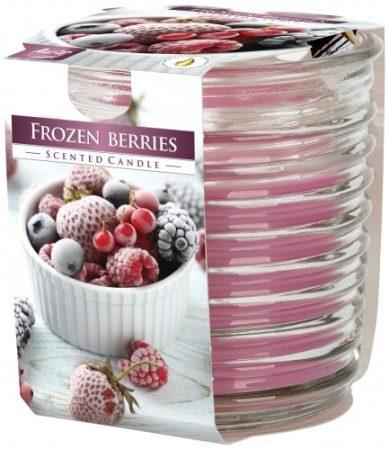 Poharas illatgyertya Frozen Berries 130g