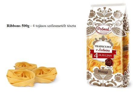Ribbons 500g - 4 tojásos szélesmetélt tészta