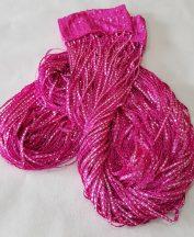 zsinór függöny spagettifüggöny ciklámen lila színben